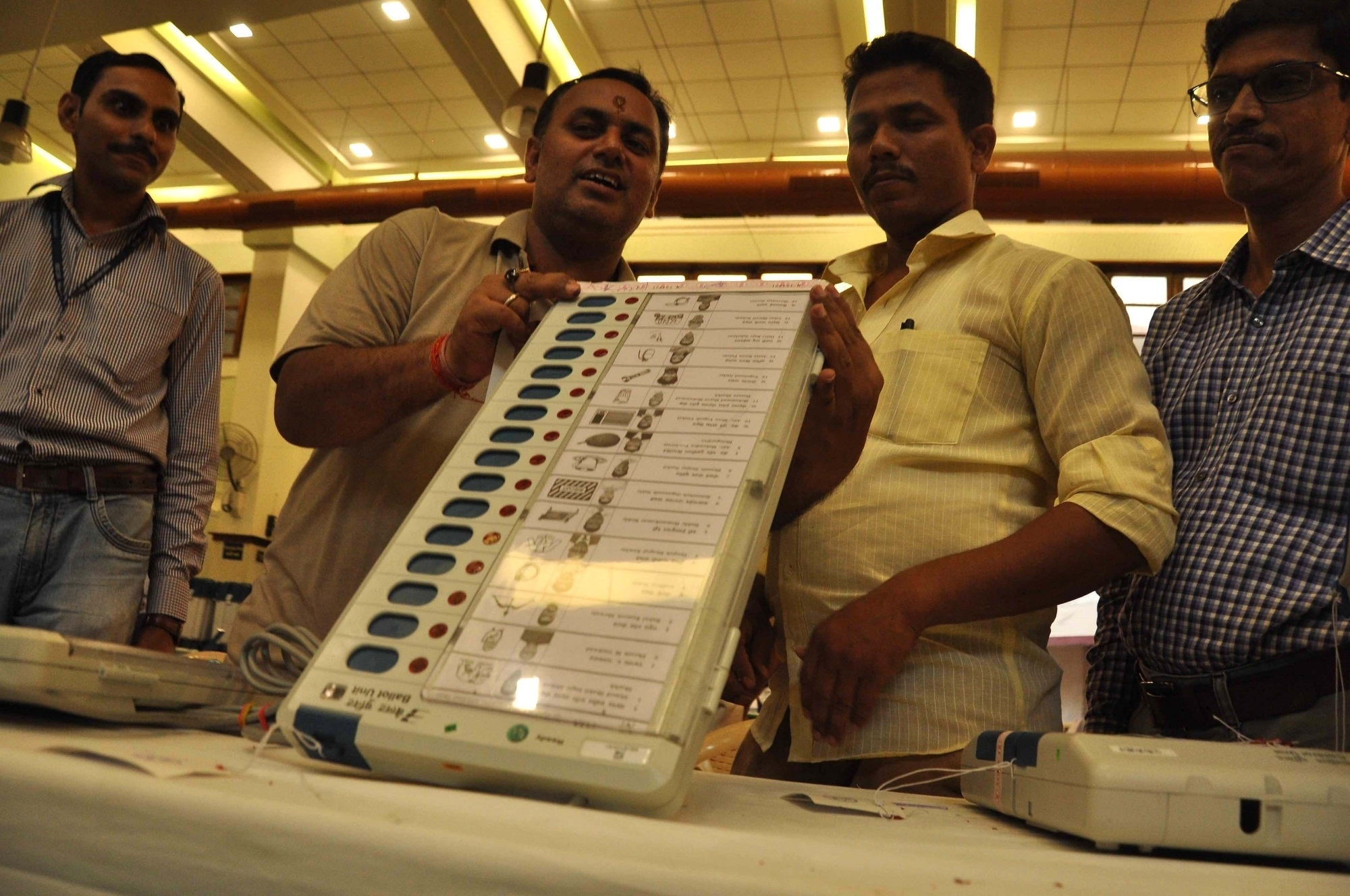 Lok Sabha elections, Lok Sabha polls, General elections, Third phase of LS polls, Electronic Voting Machines, EVMs, National news