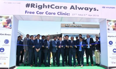 Hyundai, Indian customers, Nationwide Free Car Care Clinic, Hyundai Motor India Ltd, HMIL, Automobile news, Car and bike news