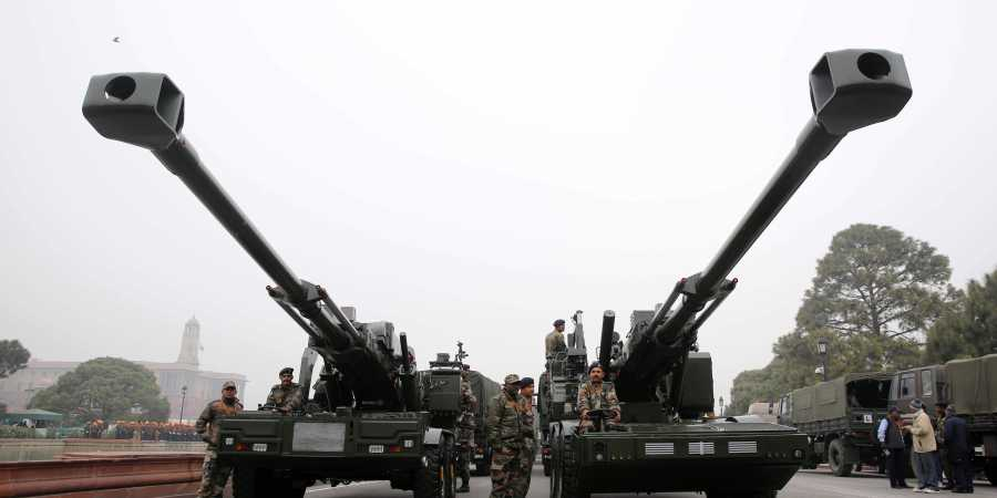 Indian Army, Desi Bofors, Dhanush howitzer, Calibre Gun System, Dhanush gun system, Vajra aircraft, National news