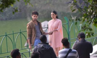 Kabir Singh, Shahid Kapoor, Kiara Advani, Teaser of Kabir Singh, Arjun Reddy, Sandeep Vanga, Hindi language drama film, Telugu film, Bollywood news, Entertainment news