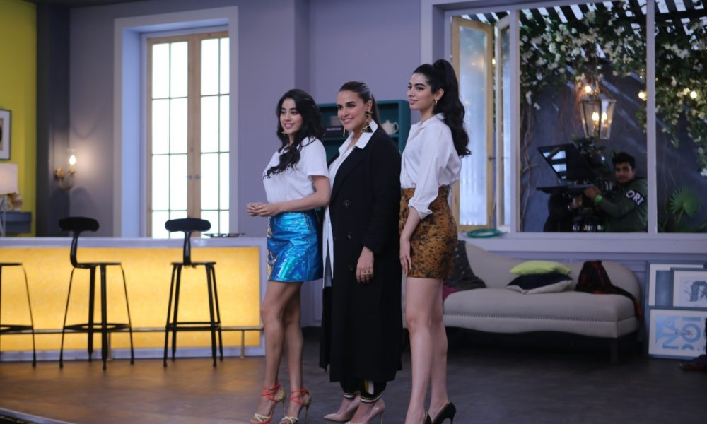 Khushi Kapoor, Janhvi Kapoor, Boney Kapoor, Sridevi, Neha Dhupia, BFFs with Vogue Season 3, Bollywood news, Entertainment news