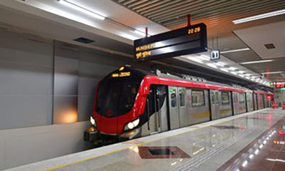 Lucknow Metro, Second phase of Lucknow Metro, North-South corridor, East-west corridor, Munshipuliya, Choudhary Charan Singh Airport, Airport station, Lucknow, Uttar Pradesh, Regional news