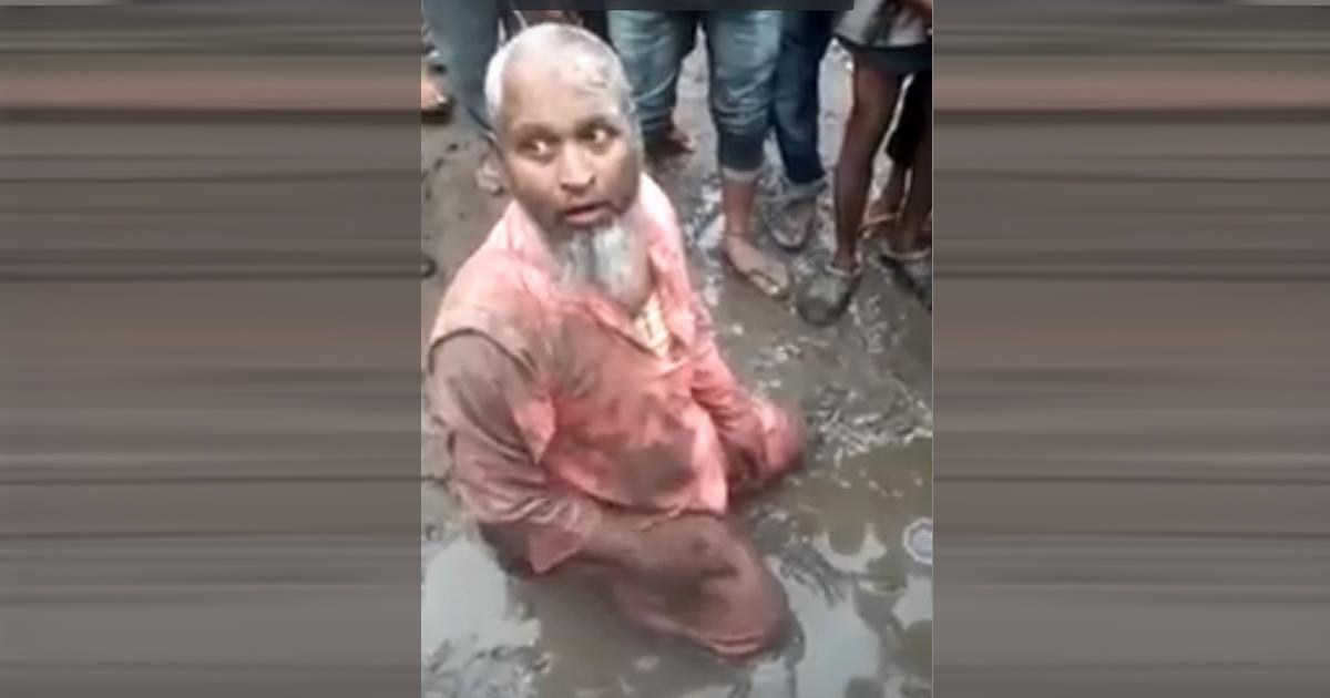 Elderly person, Shaukat Ali, Pork meat, Beef Meat, Cow Meat, Lok Sabha elections, Guwahati, Assam, Regional news, Crime news