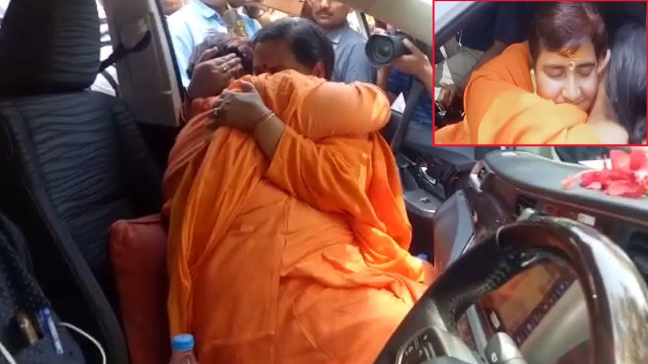 Sadhvi Pragya Singh Thakur, Pragya Thakur, Uma Bharti, Malegaon blast, Lok Sabha polls, Lok Sabha elections, Bhopal, Madhya Pradesh, Politics news