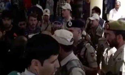 RSS leader shot dead, Security guard killed, Chandrakant Singh, Militant, RSS leader, Security guard, Jammu and Kashmir, National news