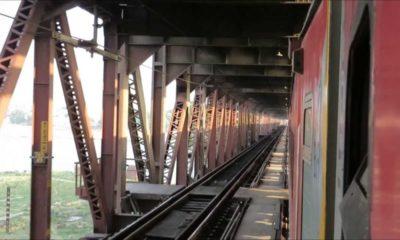 Rajdhani Express, Bhubaneswar-New Delhi Rajdhani Express, Kathjodi river, River bridge, Bhubaneswar, Odisha, Regional news