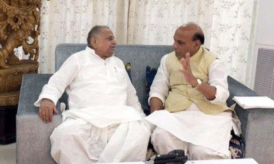 Rajnath Singh, Mulayam Singh Yadav, Poonam Sinha, Shatrughan Sinha, Samajwadi Party, Union Minister, Lok Sabha polls, Lok Sabha elections, Uttar Pradesh, Politics news