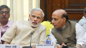 Narendra Modi, Rajnath Singh, Abhinandan Pathak, Lok Sabha polls, Lok Sabha elections, Lucknow, Uttar Pradesh