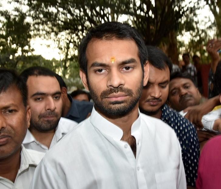 Avatar 2 Yadav: Angry Tej Pratap Again Roars At Younger Brother Tejashwi