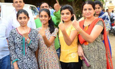 Lok Sabha polls, Lok Sabha elections, Polling,Voting, Voters, Union territories, National news, Politics news