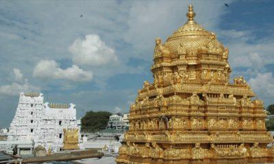 Tirupati temple, Treasury, Banks, Gold, Sri Venkateswara Temple, Tirumala, Religious news, Religion news, Spiritual news