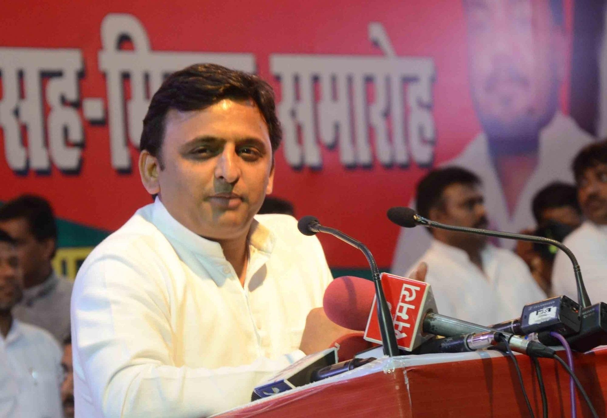 Akhilesh Yadav, Samajwadi Party President, Television spokespersons, Lok Sabha elections, Lok Sabha polls, Uttar Pradesh news, Politics news