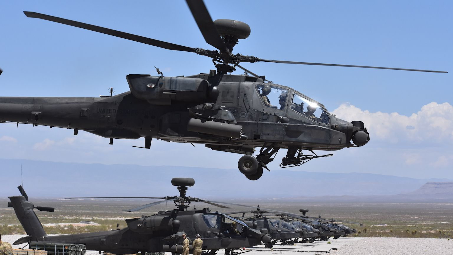 Apache helicopter, Apache Guardian attack helicopters, Indian Air Force, Boeing, United States, America, India, National news