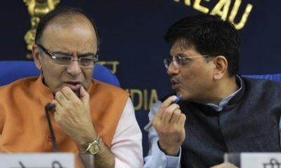 Narendra Modi, Arun Jaitely, Piyush Goyal, Finance Minister, Lok Sabha election, Lok Sabha polls, Election results, Business news