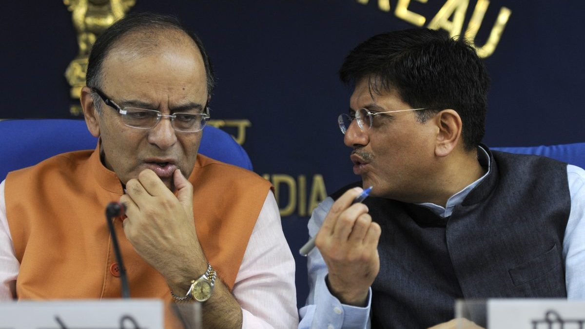 Narendra Modi, Arun Jaitely, Piyush Goyal, Finance Minister, Lok Sabha election, Lok Sabha polls, Election results, Business news