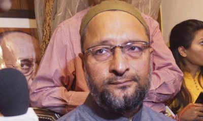 Asaduddin Owaisi, Narendra Modi, Majlis-e-ittehad-ul-Muslimeen, AIMIM, Muslims, Minorities, Cow vigilantes, Muslims lynching, Muslim community, Lok sabha elections, Hyderabad, Andhra Pradesh, National news, Politics news