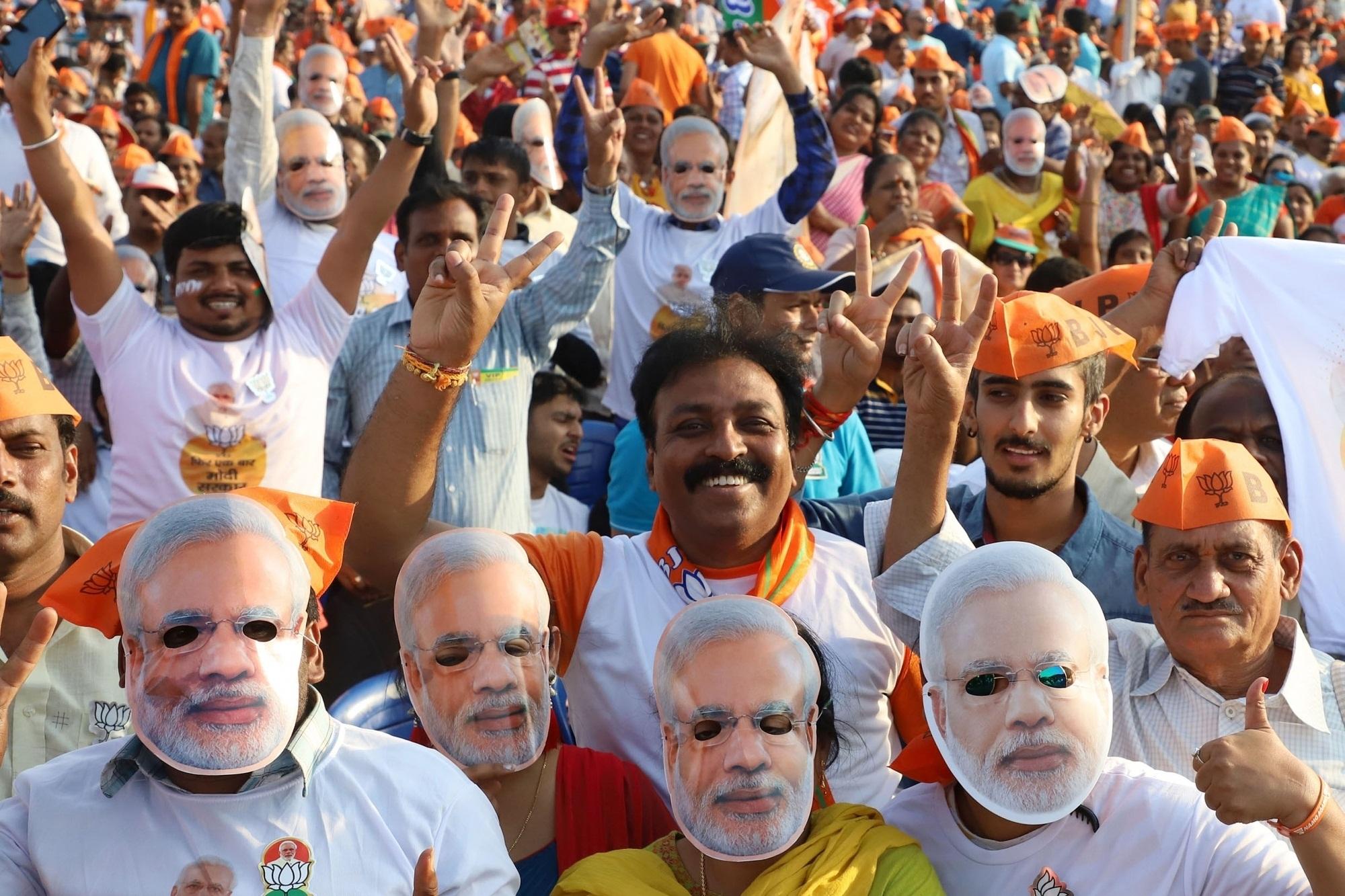 Bharatiya Janata Party, Congress, Lok Sabha elections, Lok Sabha polls, The 17th Lok Sabha, National news