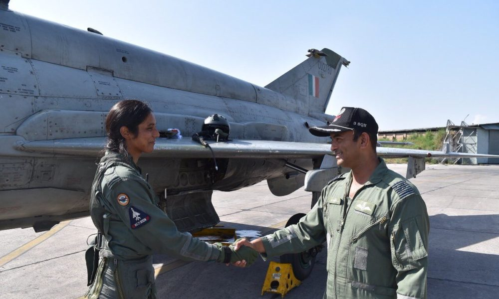 Bhawana Kanth, Abhinandan Varthaman, Wing Commander, Flight Lieutenant, MiG-21 Bison jet, Indian Air Force, First woman fighter pilot, Pakistan, National news