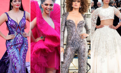 Deepika Padukone, Priyanka Chopra, Kangana Ranaut, Hina Khan, Cannes film festival, Bollywood actresses, Bollywood celebrities, Bollywood news, Entertainment news