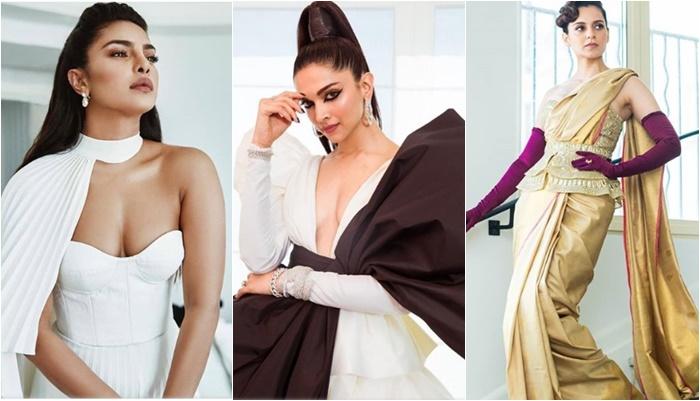 Deepika Padukone, Priyanka Chopra, Kangana Ranaut, Hina Khan, Cannes film festival, Bollywood actresses, Bollywood celebrities, Bollywood news, Entertainment news