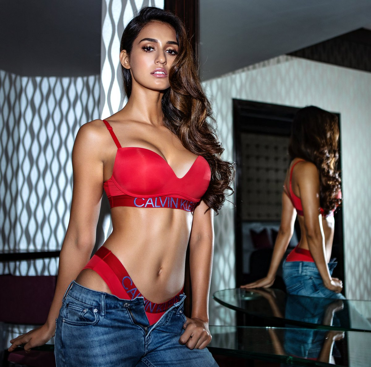 Disha Patani, Tiger Shroff, Disha Patani in lingerie, Bollywood actress, Bollywood news, Bollywood gossips, Entertainment news