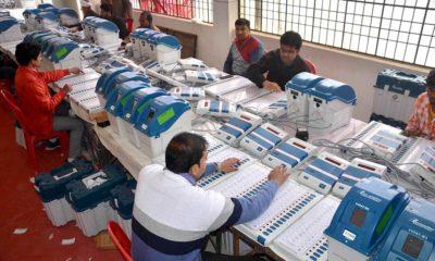 Electronic Voting Machines, EVMs, Lok Sabha elections, Lok Sabha polls, Vote counting, Counting of Votes, National news