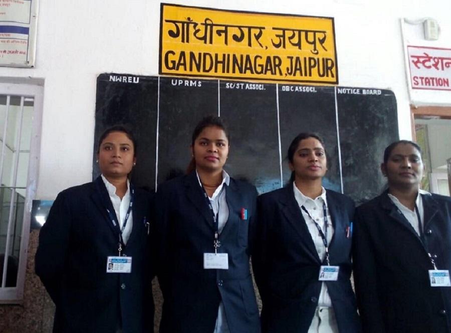 All women station, North Western Railways, Sanitary Napkin Vending Machines, Women Empowerment, Gandhinagar, Pink city, Jaipur-Delhi rail route, Matunga railway station, Offbeat news