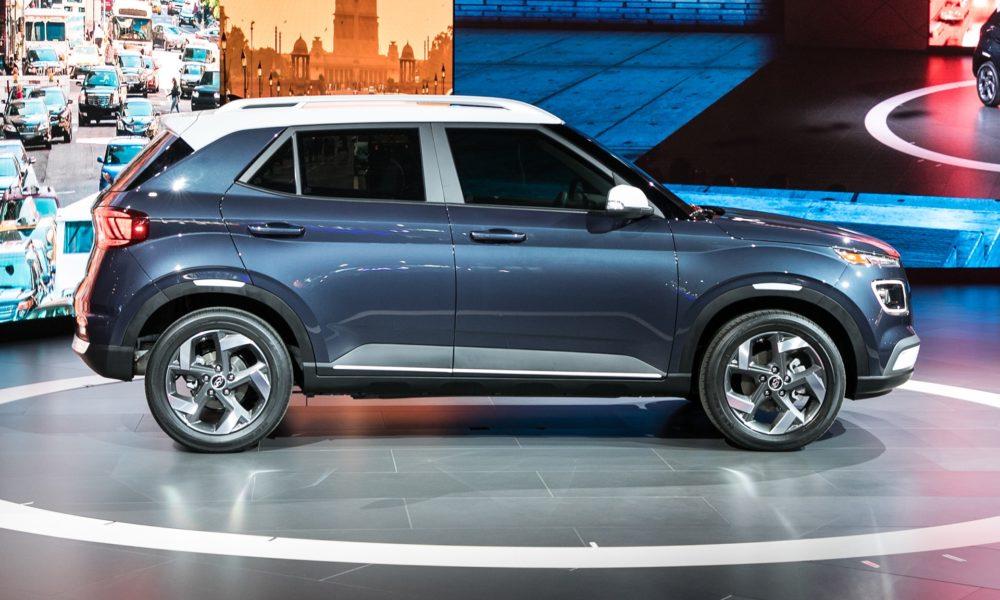 Hyundai, Santro, Venue, SUV, Make In India, South Korea, Auto Show, Automobile news, Car and Bike news, Business news