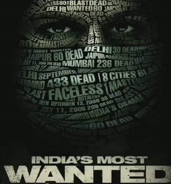 India's Most Wanted, India's Most Wanted trailer, India's Most Wanted poster, India's Most Wanted preview, India's Most Wanted Review, Arjun Kapoor, Bollywood news, Entertainment news