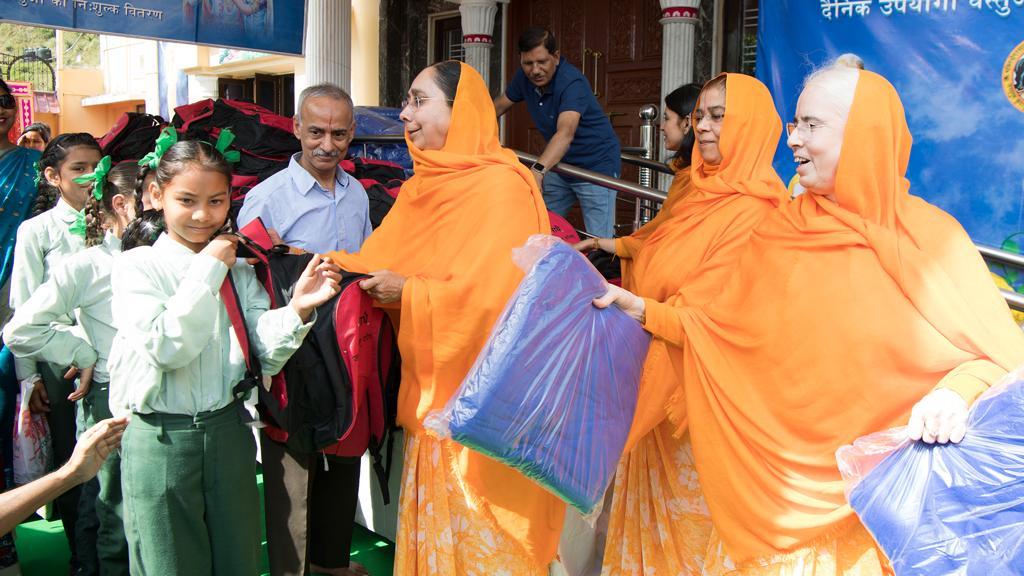 Jagadguru Kripalu Parishat, JKP, Mussoorie, Uttarakhand, Regional news, Religious news, Religion news