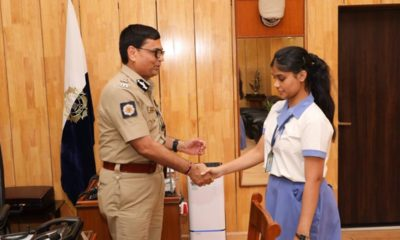 Richa Singh, Kolkata girl, ISC examination, UPSC examination, Deputy Commissioner of Police, Kolkata Police, Education news, Jobs news, Career news