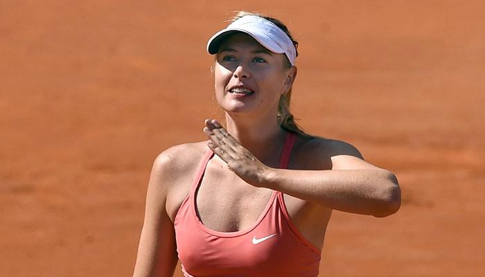 Maria Sharapova, French Open, Shoulder injury, Russian tennis player, Lawn Tennis, Sports news