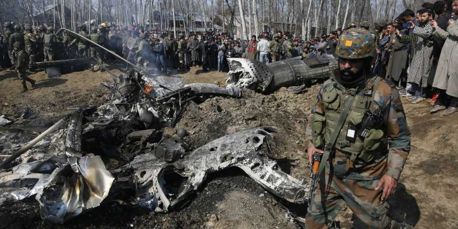 IAF officer, Mi-17 chopper, Indian Air Force, Military helicopter, Pakistan Air Force, PAF fighter jets, India and Pakistan, National news