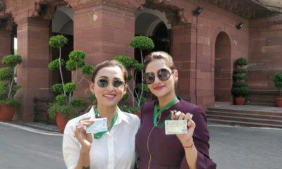Mimi Chakraborty, Nusrat Jahan, Mamata Banerjee, Tik Tok, Trinamool Congress, Bengali actress, Bollywood news, Entertainment news