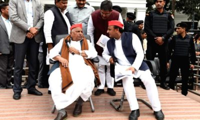 Mulayam Singh Yadav, Akhilesh Yadav, Prateek Yadav, Supreme Court, Central Bureau of Investigation, Samajwadi Party, Lok Sabha elections, Lok Sabha polls, National news