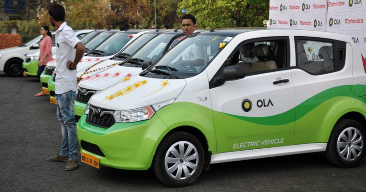 Ratan Tata, Ola, Ola newly launched electric vehicle, Tata Sons, Ola Electric Mobility, Ride-sharing company, Automobile news, Car and Bike news, Business news