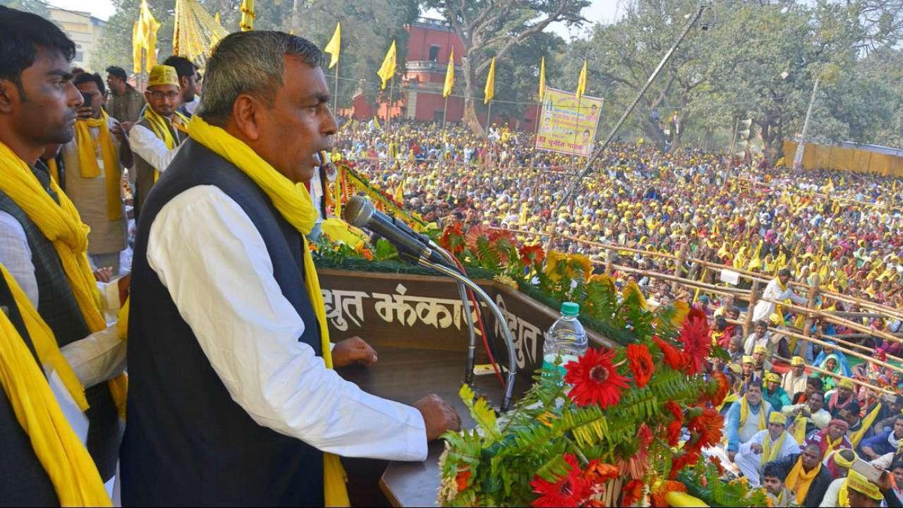 Om Prakash Rajbhar, Bharatiya Janata Party, BJP leaders, Suheldev Bhartiya Samaj Party, SBSP President, Mau, Uttar Pradesh, Politics news