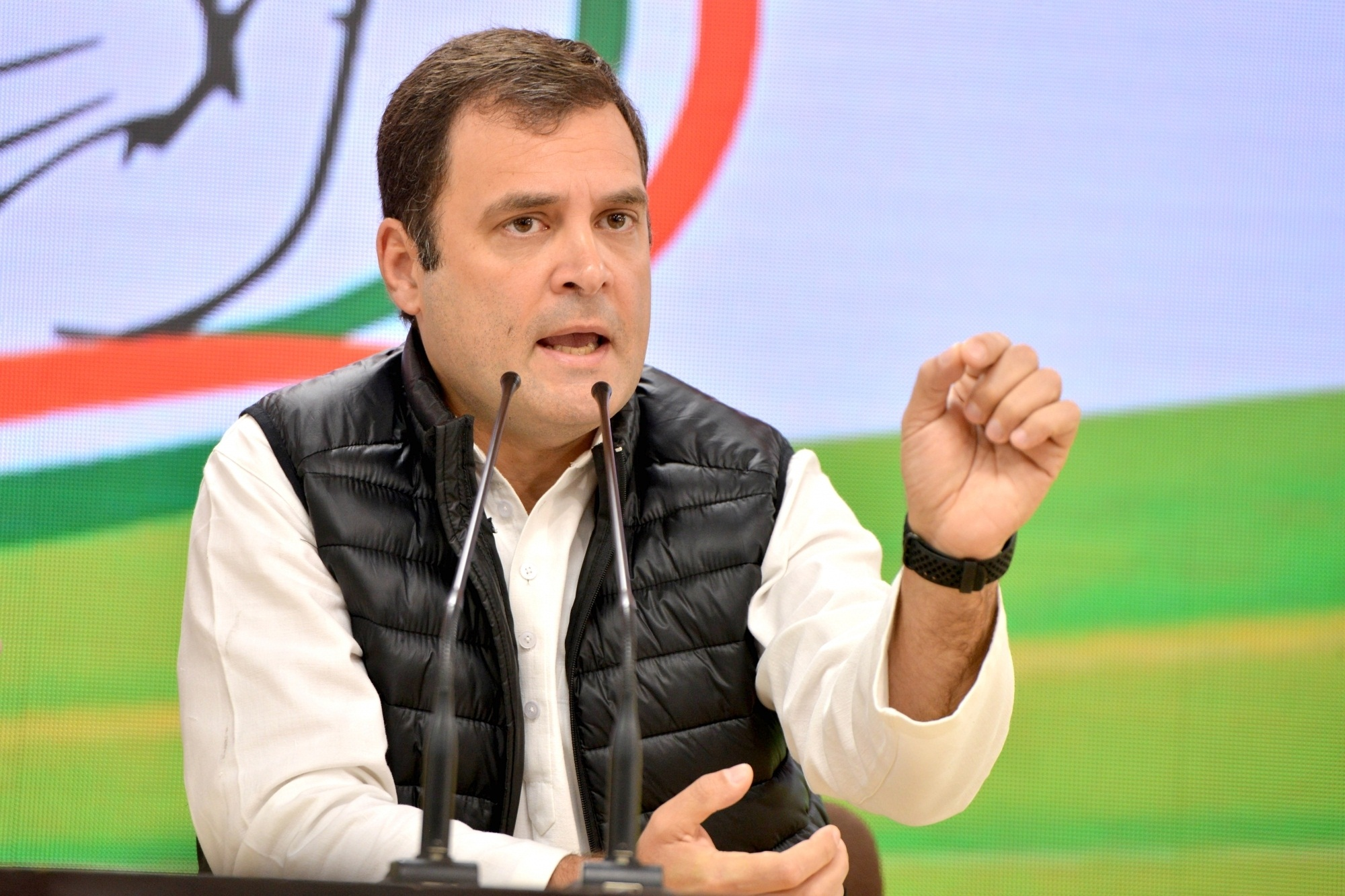 Rahul Gandhi, Congress President, Lok Sabha elections, Lok Sabha polls, Congress Working Committee, National news, Politics news