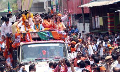 Sapna Chaudhary, Manoj Tiwari, Lok Sabha elections, Lok Sabha polls, Haryanvi singer, Bhojpuri actor, Bhojpuri singer, Regional news
