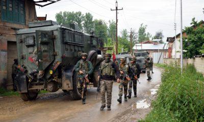 Hizbul Mujahideen, Militants, Showkat Ahmad Dar, Sameer Tiger, Muzaffar Ahmed, Irfan Ahmad, Army soldier, Pulwama, Jammu and Kashmir, National news