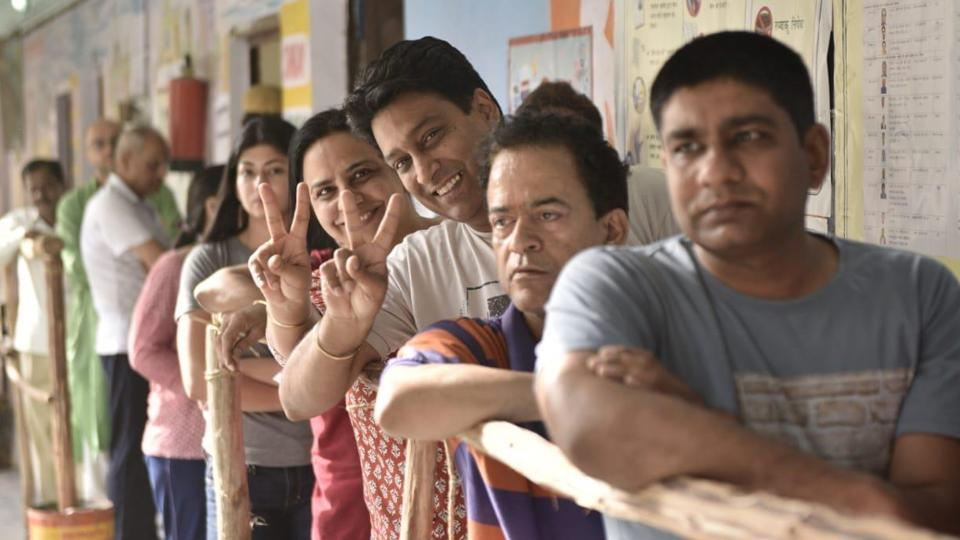 Lok Sabha polls, Lok Sabha elections, Sixth phase of LS polls, General elections, Election Commission, National news