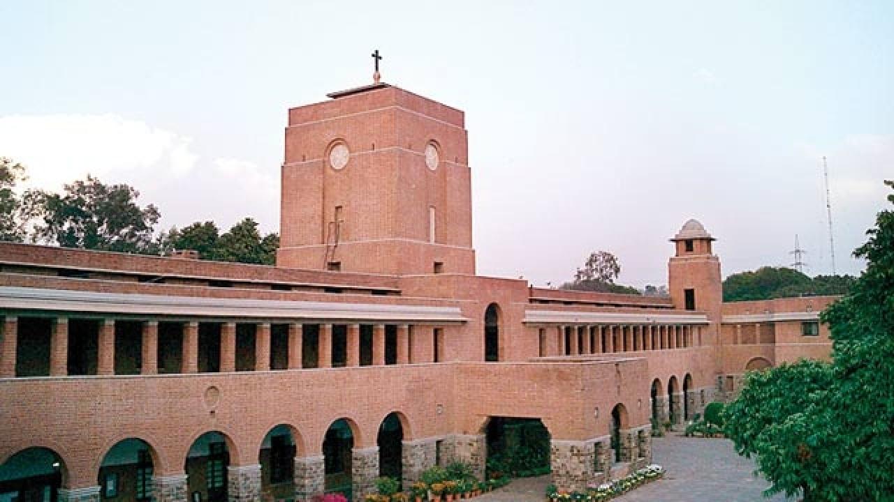 St Stephen's College, Principal of St Stephen's College, John Varghese, Delhi University, Education news, Career news, Jobs news