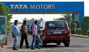 Tata Motors, passenger vehicles, commercial vehicles, domestic vehicles, April month, Business news, Automobile news, Car and bike news