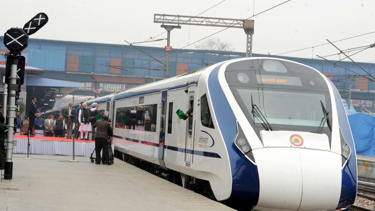 Vande Bharat Express, Train 18, Shatabdi Express, Rajdhani Express Indian Railways, Narendra Modi, National news