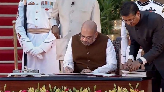 Amit Shah, Rajnath Singh, Home Minister, Defence Minister, National news