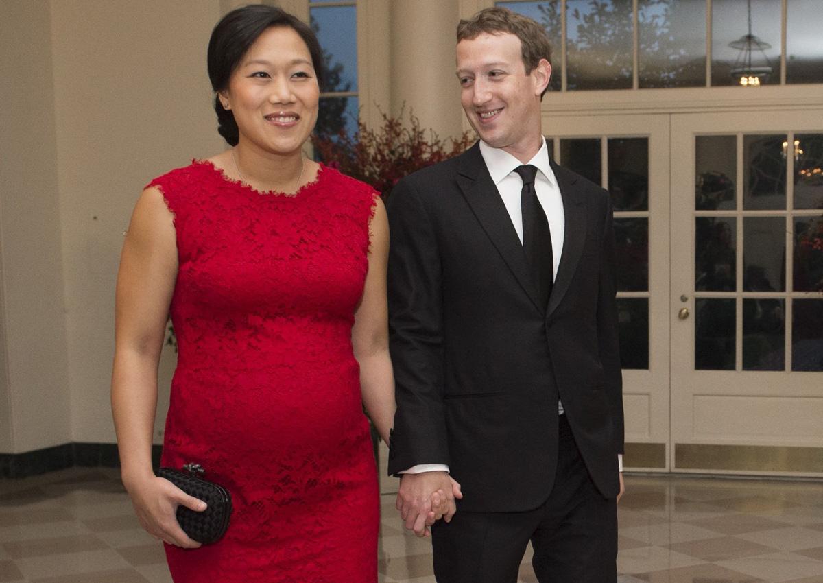 Mark Zuckerberg, Facebook, Facebook founder, Liam Booth, Zuckerberg wife, Priscilla Chan, Head of Security, Priscilla Chan, World news