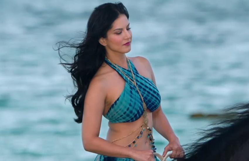 Image result for सनी लियोन (Sunny Leone) ब्लू बिकिनी (Blue Bikini