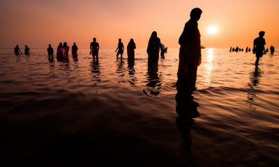 kumbh Royal bath is nothing pay the debt of Mother